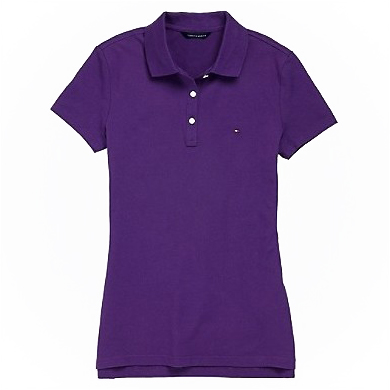 Dámské triko Tommy Hilfiger Heritage Tailored Fit Polo