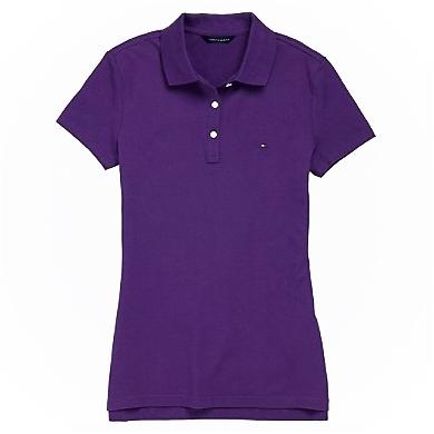 Dámské triko Tommy Hilfiger Heritage Tailored Fit Polo